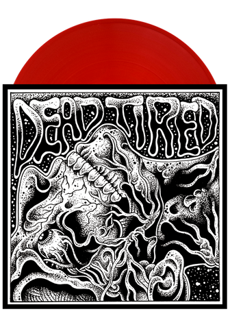 DEAD TIRED - Full Vol. (Red LP)