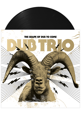 DUB TRIO - The Shape Of Dub To Come (LP)