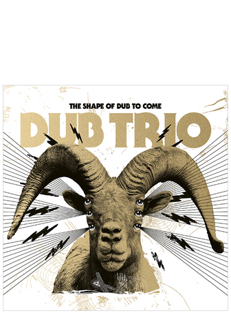 DUB TRIO - The Shape Of Dub To Come (CD)