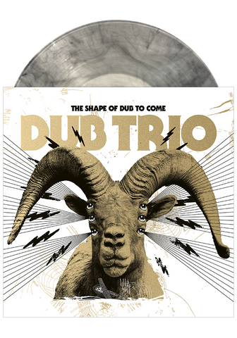 DUB TRIO - The Shape Of Dub To Come (Smoke LP)