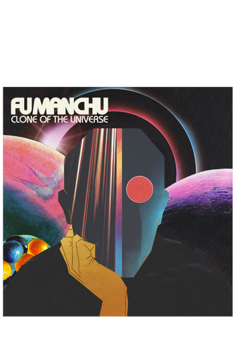 FU MANCHU - Clone Of The Universe (CD)