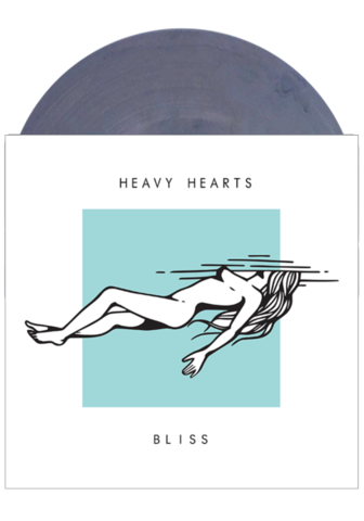 HEAVY HEARTS - Bliss (Limited LP) - New Damage Records