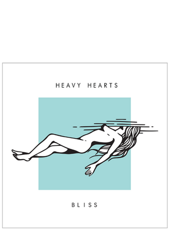 HEAVY HEARTS - Bliss (CD) - New Damage Records