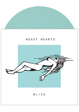 HEAVY HEARTS - Bliss (LP) - New Damage Records