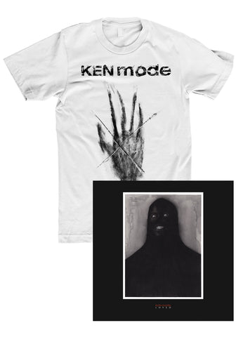 KEN mode - Loved (CD) + T-Shirt