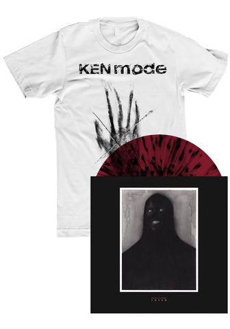 KEN mode - Loved (LP) + T-Shirt
