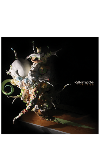 KEN MODE - Entrench (CD) - New Damage Records