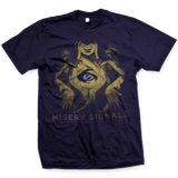 MISERY SIGNALS - Absent Light T-Shirt - New Damage Records