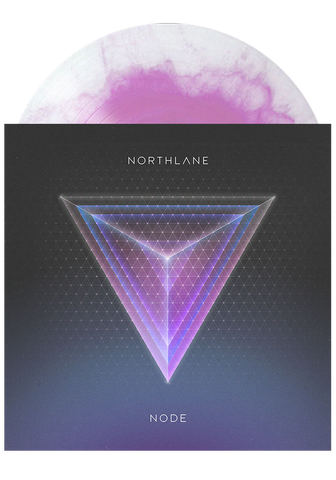 NORTHLANE - Node (White & Pink LP) - New Damage Records
