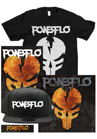 POWERFLO - POWERFLO (Deluxe CD Bundle)