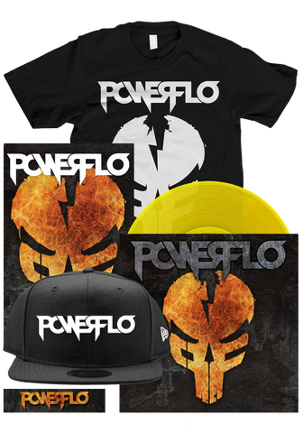 POWERFLO - POWERFLO (Deluxe LP Bundle)