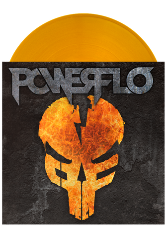POWERFLO - POWERFLO (Orange Vinyl)