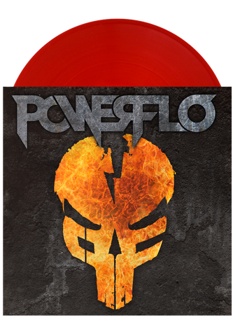 POWERFLO - POWERFLO (Red Vinyl)