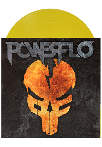 POWERFLO - POWERFLO (Yellow LP)