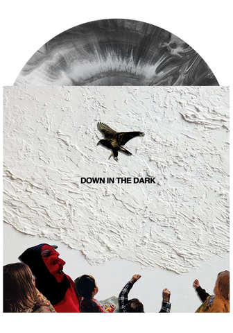 SAFE TO SAY - Down In The Dark (A-Side/B-Side LP) - New Damage Records
