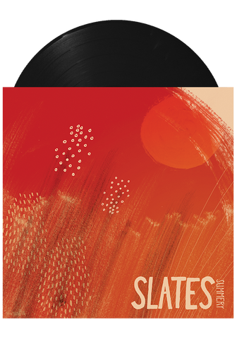 SLATES - Summery (Black LP)