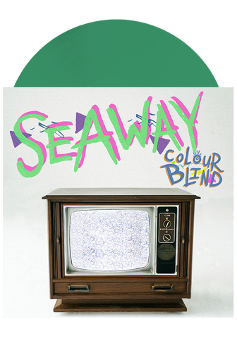 SEAWAY - Colour Blind (Green LP) - New Damage Records