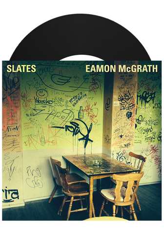 SLATES/EAMON MCGRATH - Split - New Damage Records