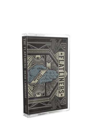 THE FLATLINERS - Dead Language (Cassette) - New Damage Records