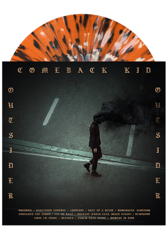 COMEBACK KID - Outsider (Orange LP)