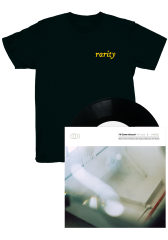 "RARITY - Shawinigan / I'll Come Around (7"" + Shirt)"