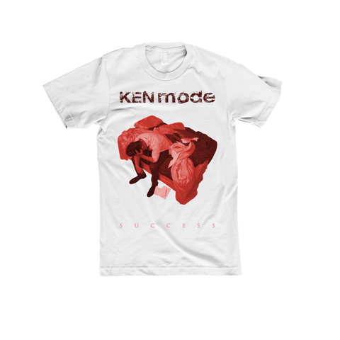 KEN Mode - T-Shirt - New Damage Records