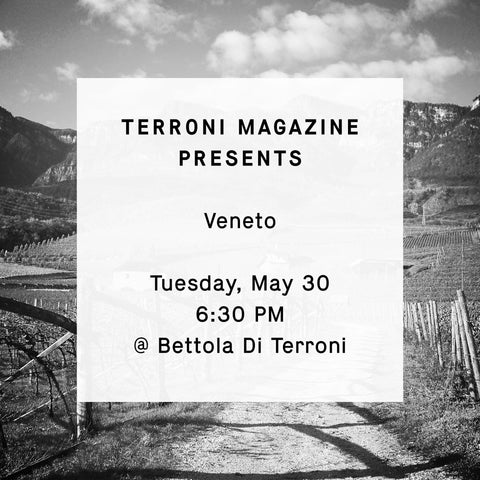 Terroni Magazine Presents: Veneto