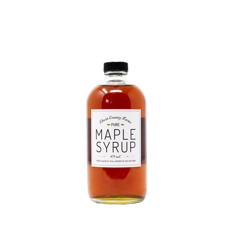 Edwin County Farm Maple Syrup (473g)