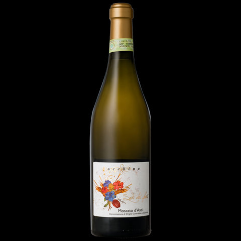 Sori Dei Fiori Moscato d'Asti - Private: $25.31/BTL - License: $21.13/BTL