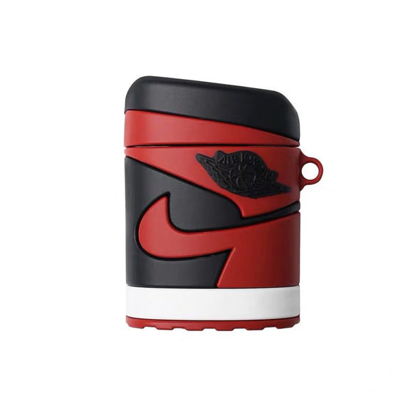 Air Jordan AirPods cases - BRED