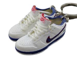 Mini sneaker keychain 3D Nike Dunk SB low @