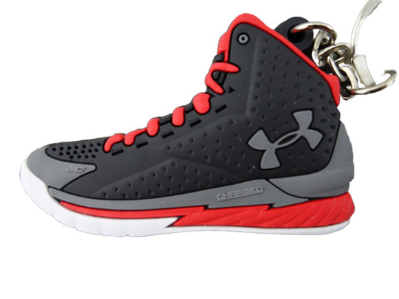 Flat Silicon UA - Steph Curry - Grey Red