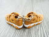Mini 3D sneaker keychains Air Up Tempo  - Sand