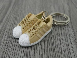 mini 3D sneaker keychains Adidas Superstar 35th UNDERWORLD