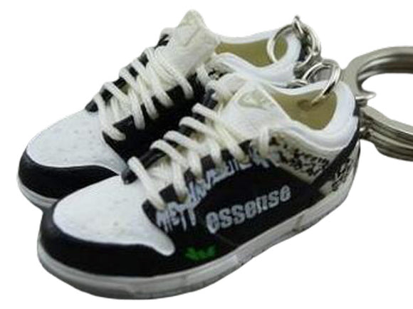 mini sneaker keychains Nike Dunk Low- Essense
