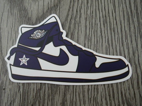 Air Jordan 1 sticker - Design A