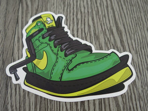 Air Jordan 1 sticker - Design E