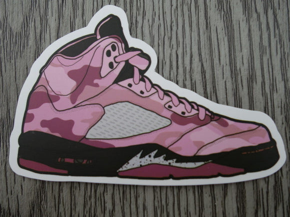 Air Jordan 5 sticker - Design D