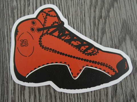 Air Jordan 21 sticker - Design A