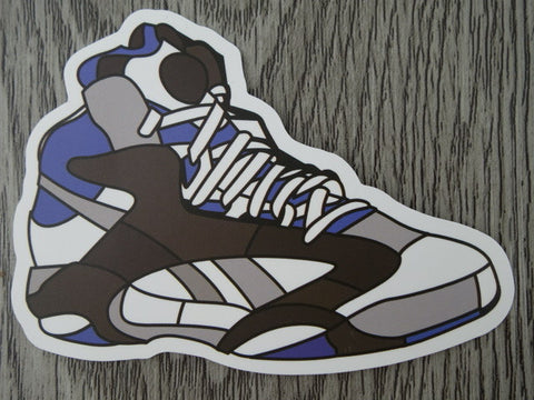 Reebok sticker - design D - PUMP