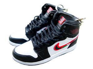 Mini sneaker keychain 3D Air Jordan 1 - Sports Illustrated