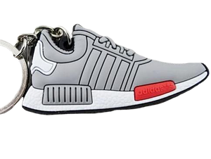 Flat Silicon Sneaker Keychain Adidas NMD Moscow
