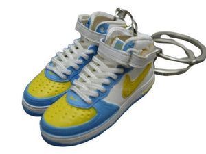 Mini Sneaker Nike Air Force High - Carmelo