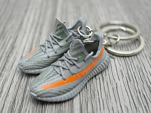 41e38de8a Handpainted Mini Sneaker Keychains 3D – Tagged