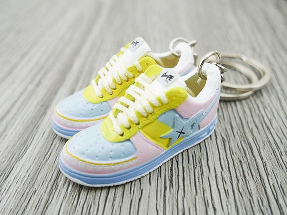detailed look 3edd2 e9f10 Handpainted Mini Sneaker Keychains 3D – Tagged