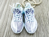 Mini Sneaker Keychains Adidas Yeezy Boost 350 V.2 Blue Tint