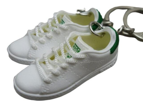 Mini 3D sneaker keychains Stan Smith