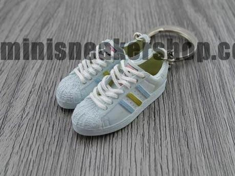 01e5279be34 Handpainted Mini Sneaker Keychains 3D – Tagged
