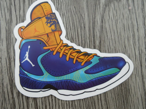 Air Jordan 20 sticker - Design A