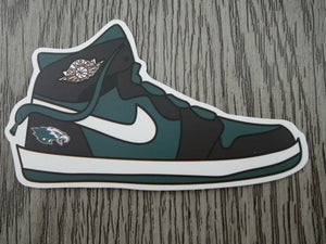 Air Jordan 1 sticker - Design J - Eagle